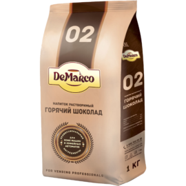 DeMarco Горячий шоколад «02»